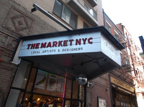 The Market NYC – Vendedy